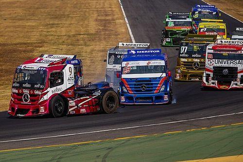 Agravamento da pandemia faz Copa Truck adiar etapa de Curitiba