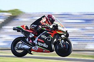 Espargaró regrette un allongement d'essais néfaste à l'Aprilia