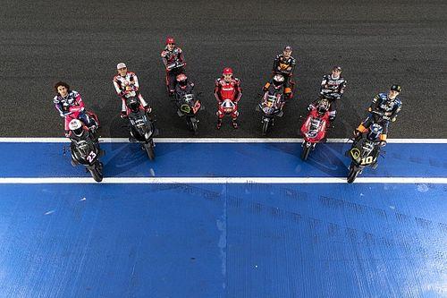 Fotos: el ejército rojo de Ducati desembarca en Jerez