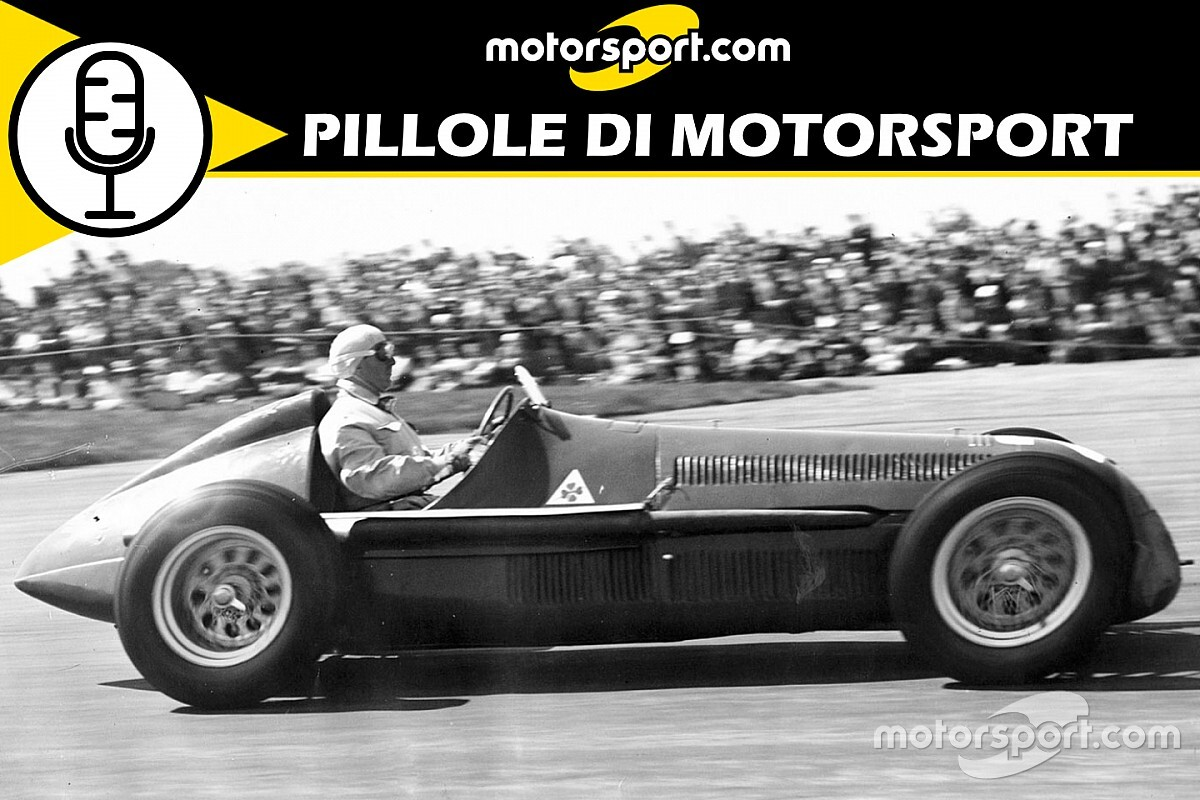 Podcast: Alfa Romeo e Nino Farina, la F1 nasce nel segno dell'Italia