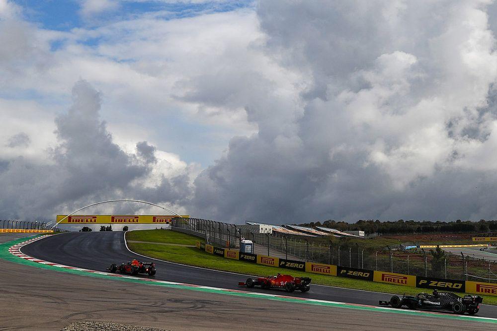 Die aktuelle Wetterprognose für das Formel-1-Rennen in Istanbul