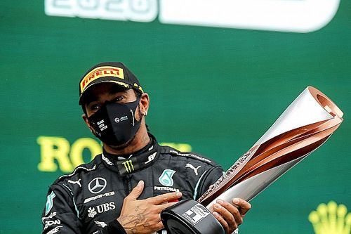 土耳其大奖赛:汉密尔顿神奇获胜,加冕第七冠