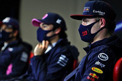 """Verstappen """"el akarja pusztítani"""" Perezt"""