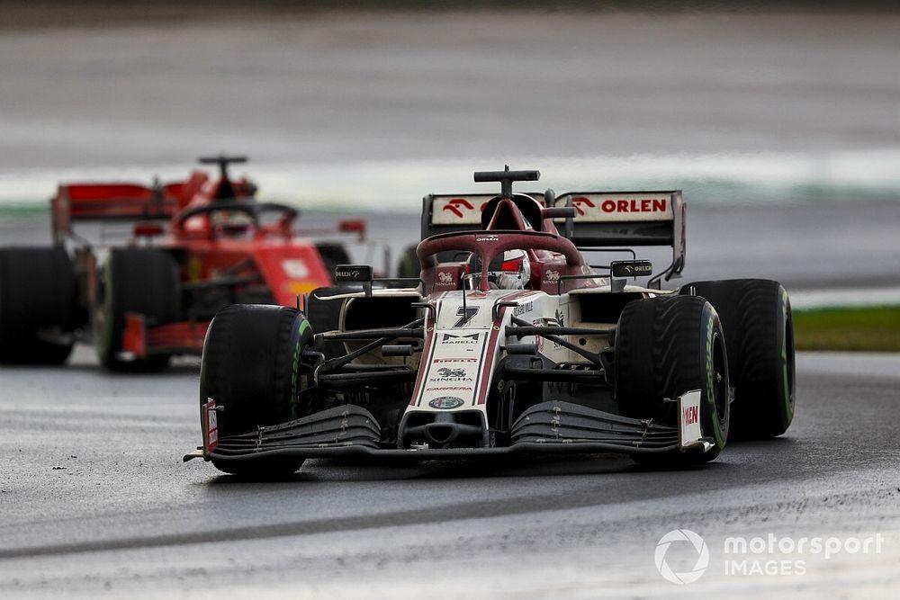 8 szponzort vesztett 2021-re az Alfa Romeo F1-es csapata