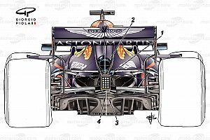 Технический анализ: фокусы Red Bull с выхлопом