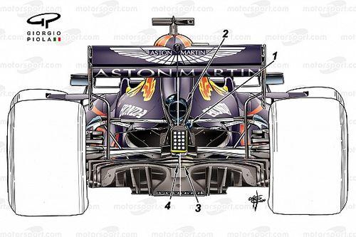 Tech: Red Bull verplaatst wastegates naar onderkant uitlaat