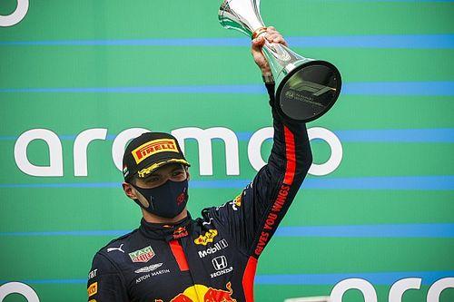 Terminar em segundo foi como vencer, diz Verstappen