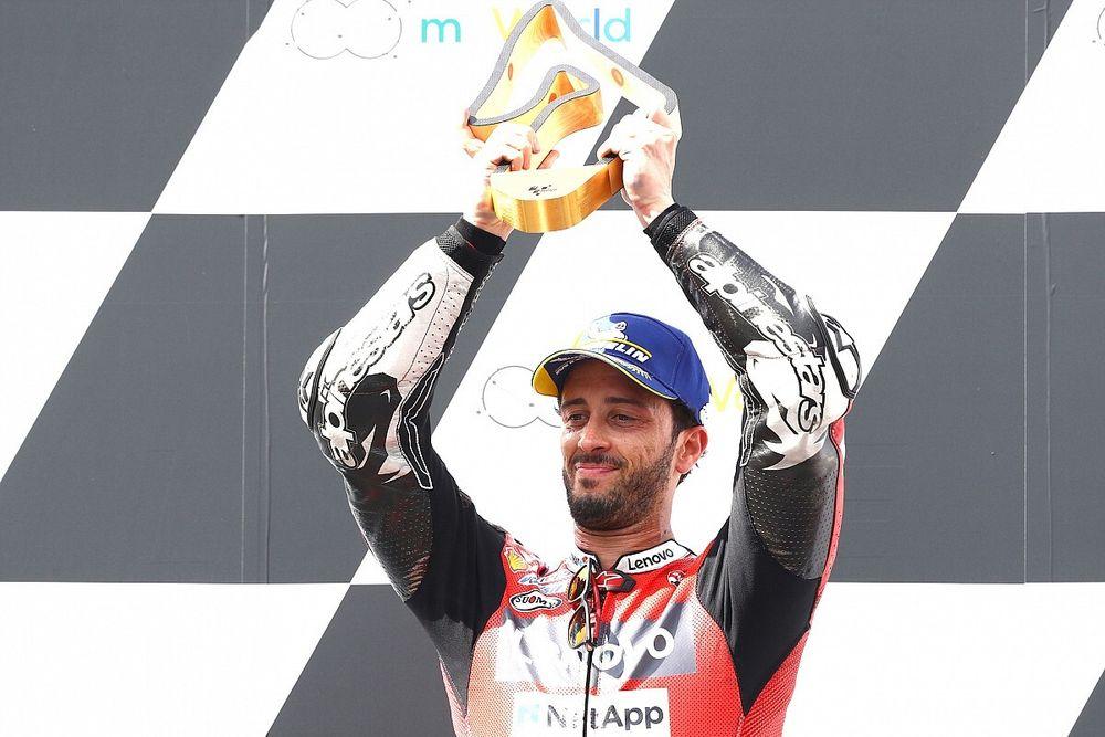 ¿Qué sentido tiene que Ducati prescinda de Dovizioso?