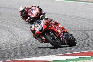 MotoGP, Stiria, Libere 1: Miller nella doppietta Ducati