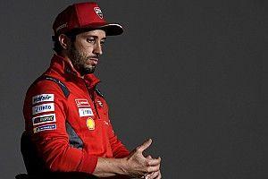 """Andrea Dovizioso : """"Je veux courir, mais je n'ai pas de plan B"""""""