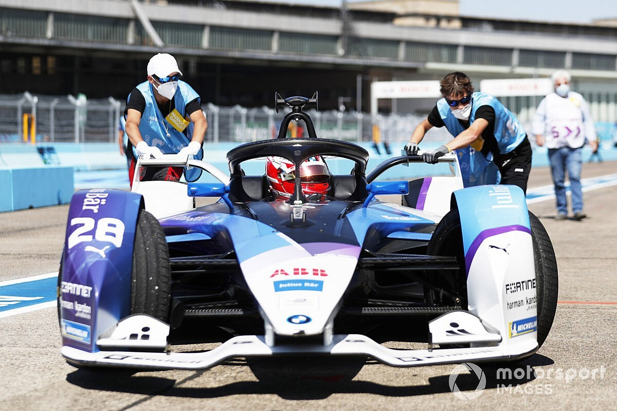 Formula E news: Max Gunther excluded from Berlin race