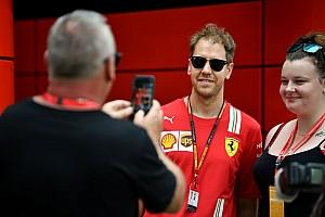 Egészen lenyűgöző álom-kerékpárt vásárolt magának Vettel