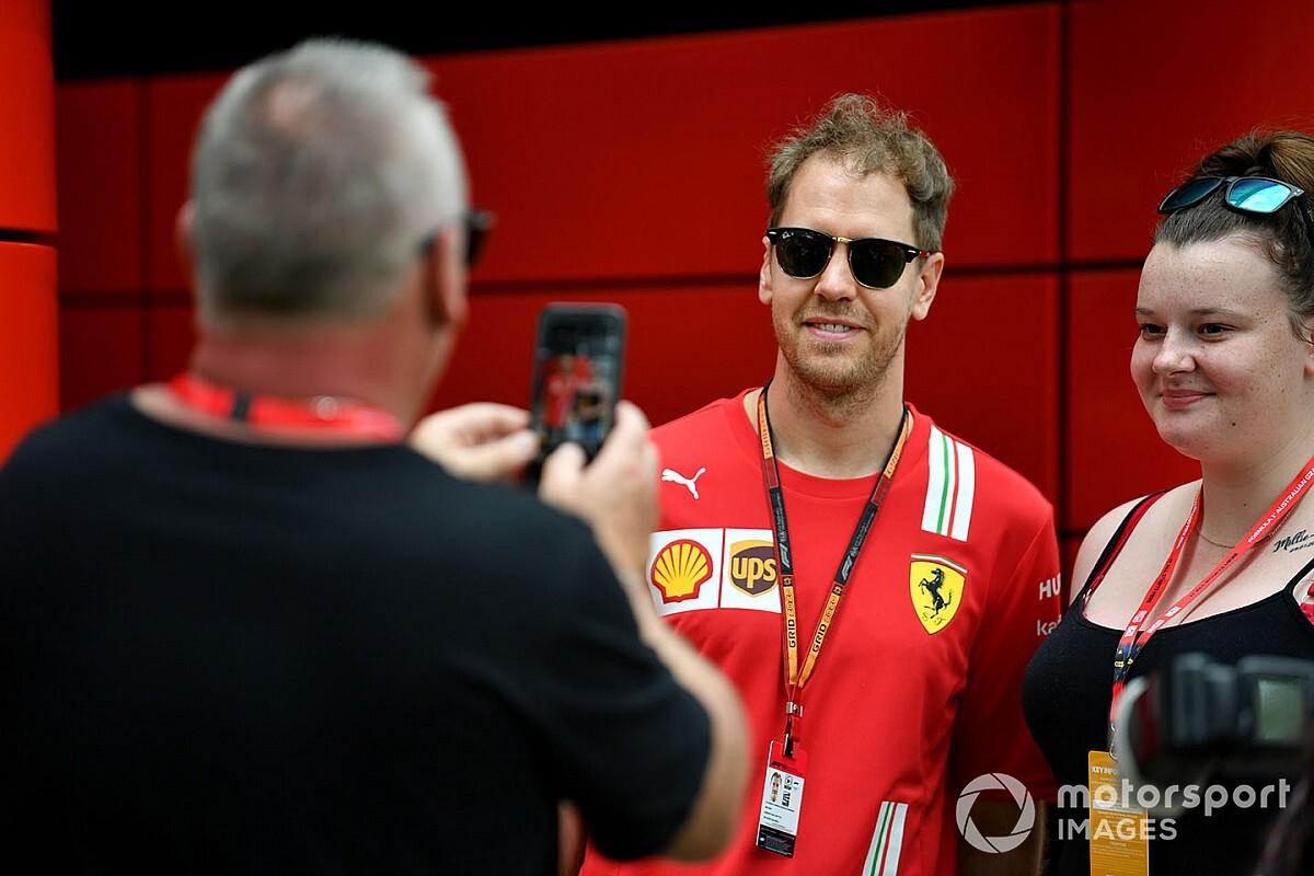 Chefe da Renault não descarta Vettel, mas quer piloto do futuro para equipe