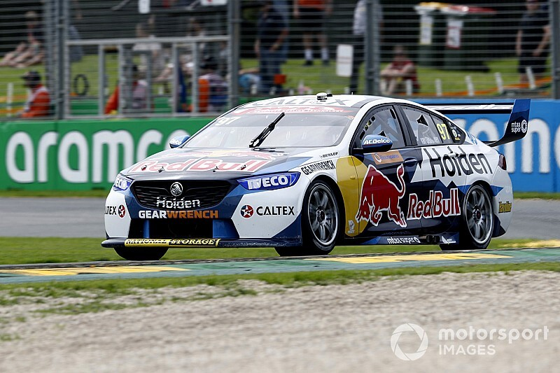 Albert Park Supercars: Triple Eight drivers split poles