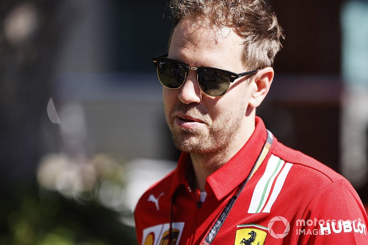 Renault no descartaría a Vettel si Ricciardo se va