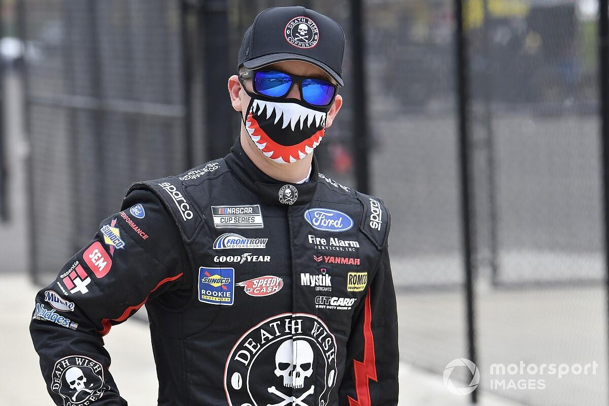 John Hunter Nemechek and Front Row Motorsports part ways