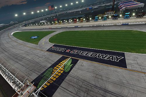eNASCAR Heat Pro League chega ao pequeno oval de Iowa
