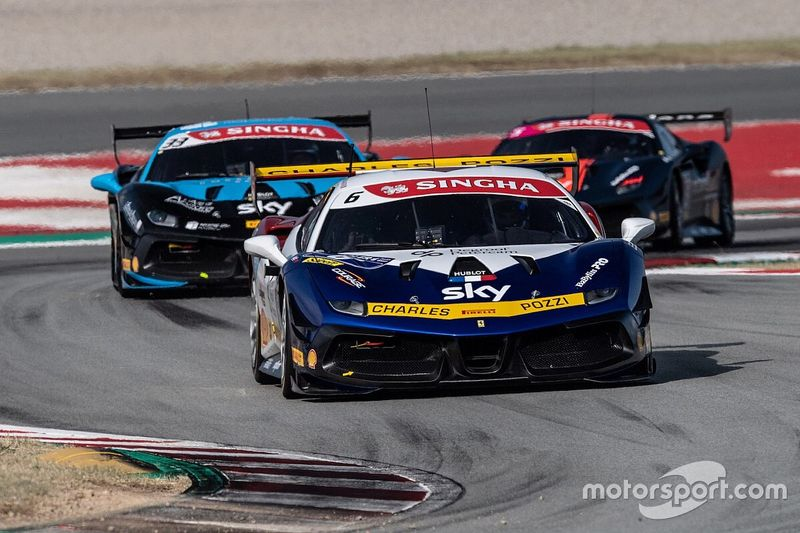 Ferrari Challenge, Barcellona: Neubauer e Weiland dominano Gara 1