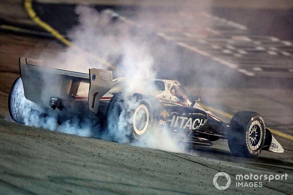 Iowa IndyCar: Newgarden dominates for first win of 2020