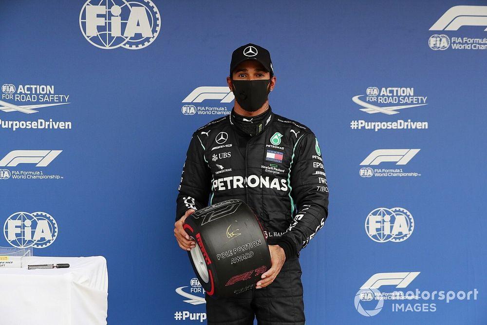La parrilla de salida del GP de Hungría Fórmula 1