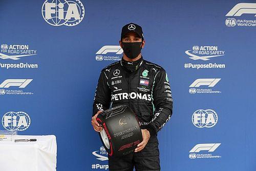 PLACAR F1: Hamilton conquista 90ª pole da carreira e abre vantagem sobre Bottas em duelo de companheiros; confira
