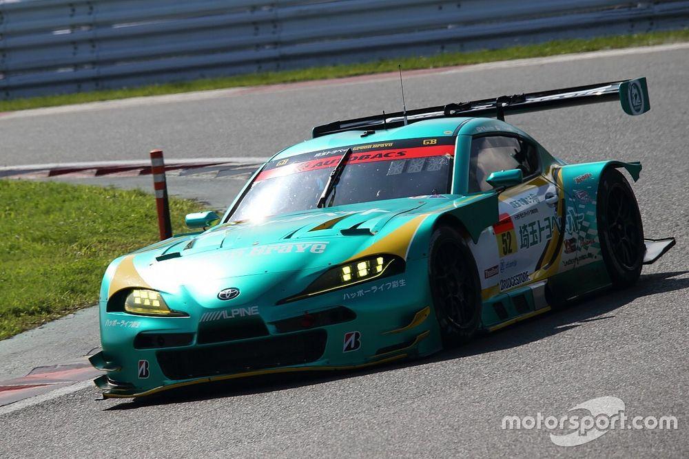 Super GT bans GT300 no-tyre change pitstops