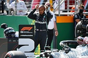 Hamilton handed three-place grid penalty for race