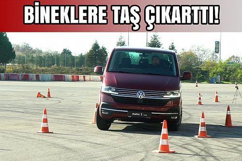 2019 Volkswagen Caravelle Comfortline   Geyik Testi
