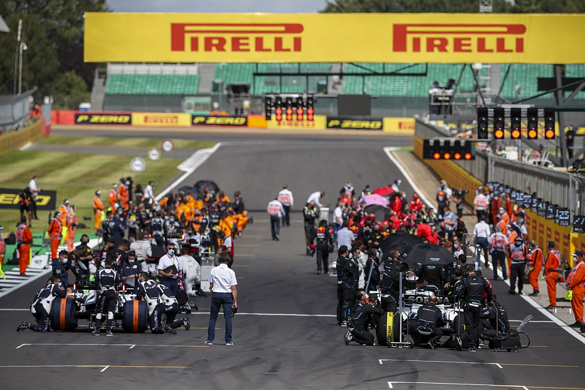 2020 Formula 1 70th Anniversary Grand Prix session timings and preview