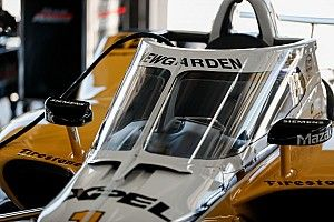 "Penske, Ganassi drivers ""didn't notice"" aeroscreen at Texas"