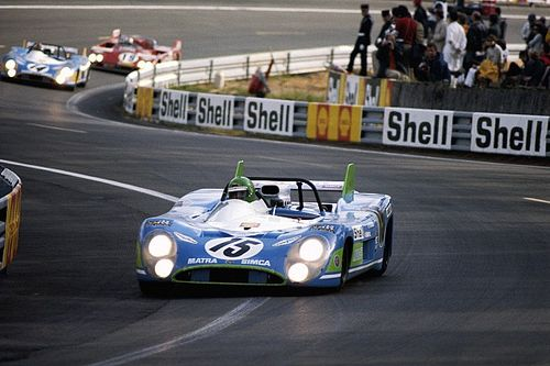 Victorieuse au Mans en 1972, la Matra MS 670 adjugée 6,9 M€