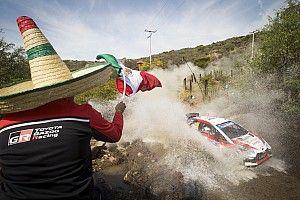 Fotogallery WRC: la prima tappa del Rally del Messico
