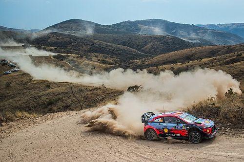 El Rally de México de Sordo termina mucho antes de lo esperado