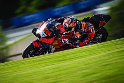 KTM conferma Pedrosa e Kallio come collaudatori MotoGP