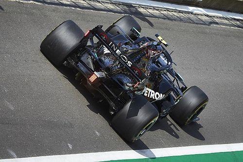 Hamilton supera Bottas e faz a pole do GP da Grã-Bretanha de F1