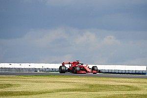 """Vettel, resignado para la carrera: """"Peor no puede ir"""""""