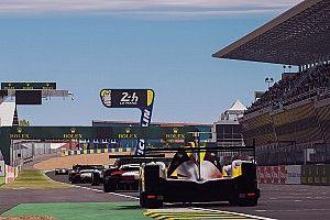 La carrera completa de las 24 Horas de Le Mans Virtual, aquí