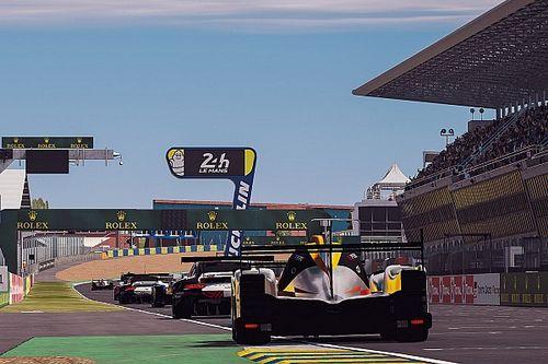 VIDEO: Hoogtepunten van de virtuele 24 uur van Le Mans