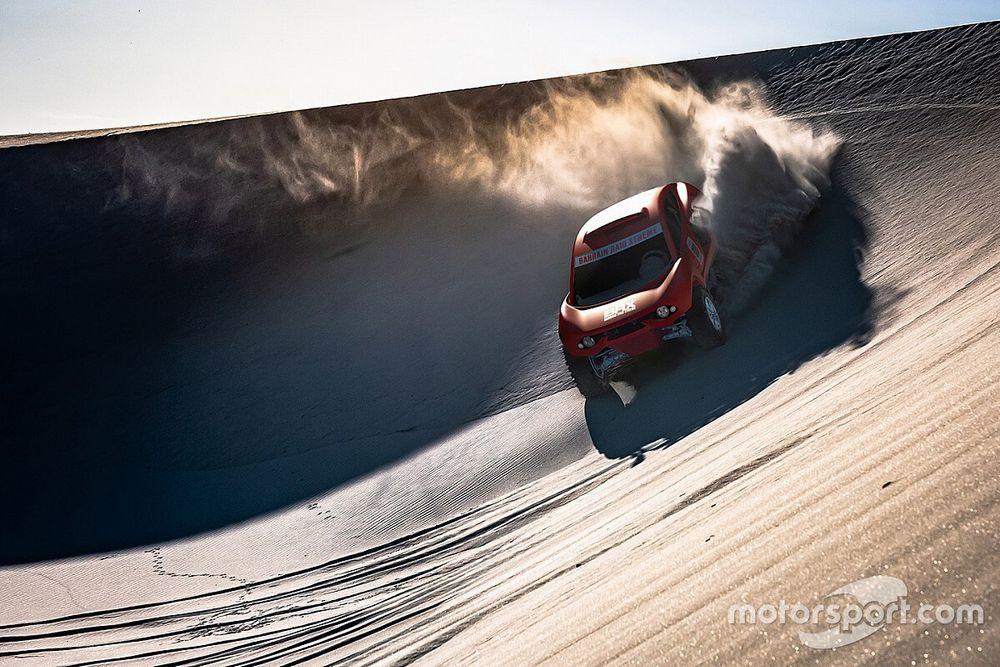 """Prodrive wants to be seen as """"potential"""" Dakar winner"""