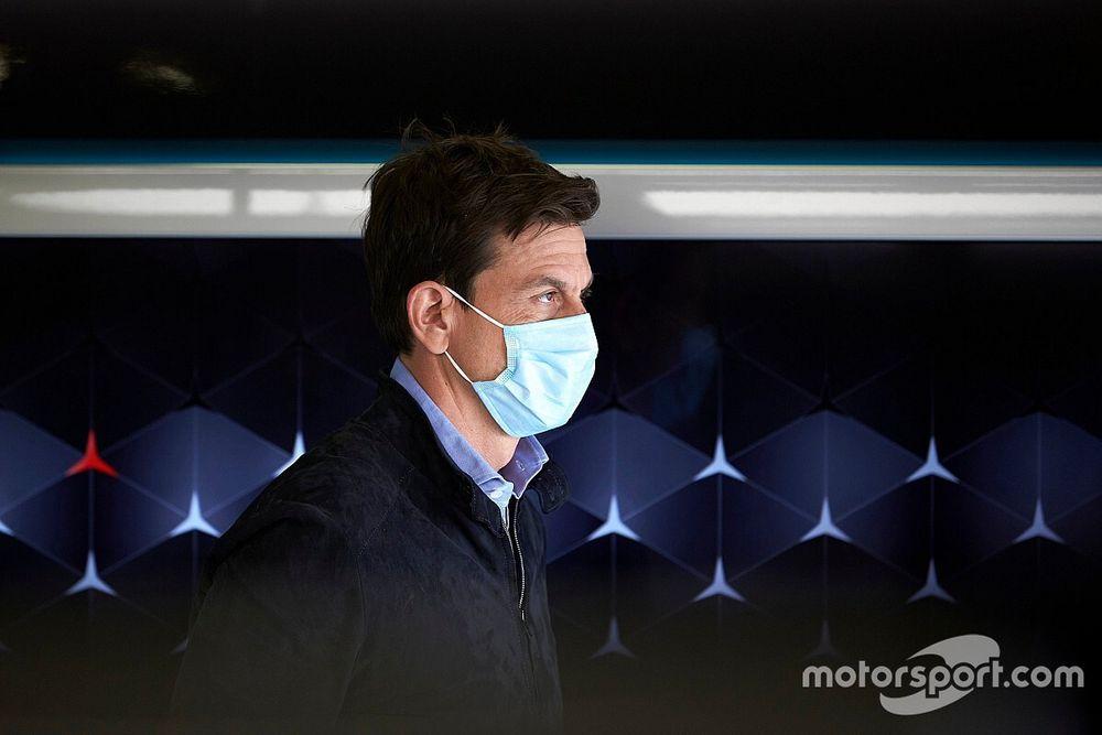 Wolff: nuevo calendario de F1, un desafío para los equipos