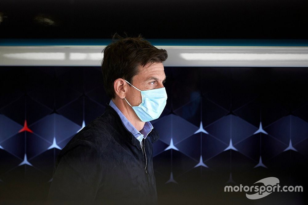 Wolff hoping for at least 12 F1 races in 2020