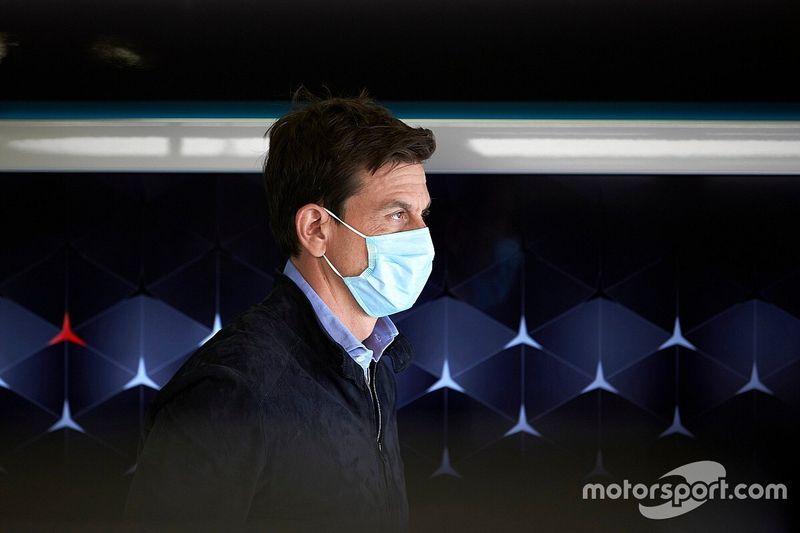 Вольф предупредил Red Bull о последствиях протеста на DAS
