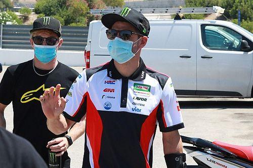 MotoGP: semaforo verde anche per Crutchlow, a Jerez ci sarà