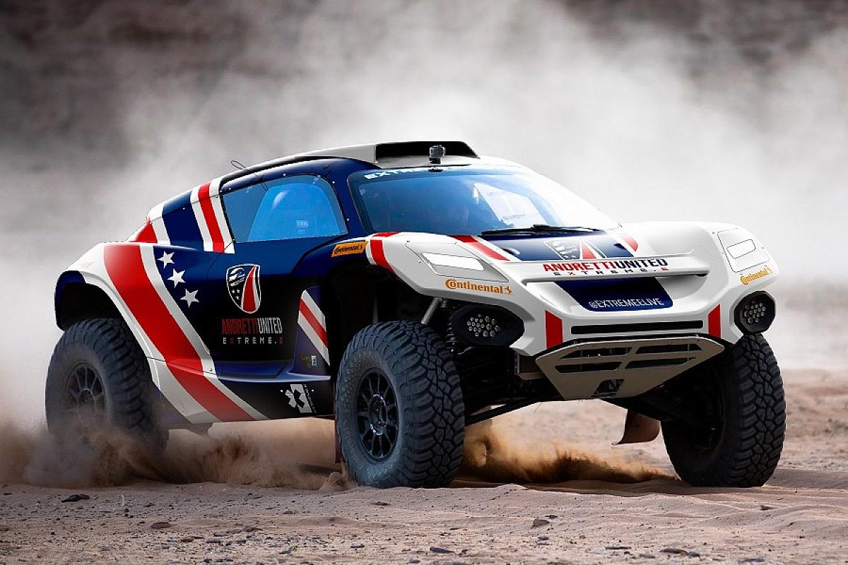 Extreme E: Andretti Autosport assieme alla United Autosports
