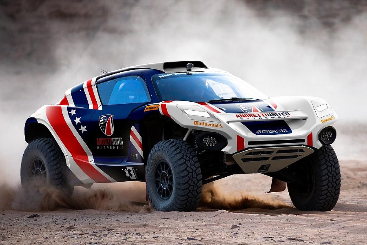 United Autosports w Extreme E