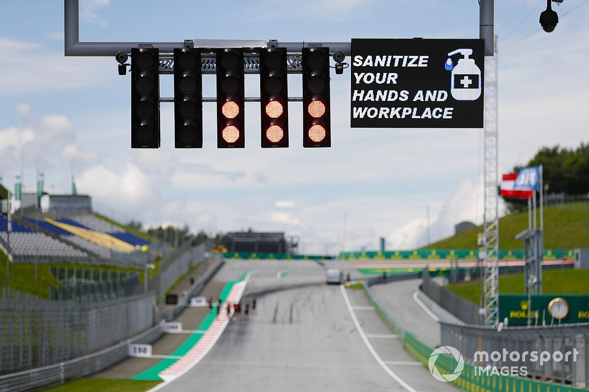 Photos - Jeudi sur le Red Bull Ring