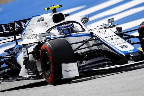 Így mutat a Red Bull Ringen a Williams új F1-es festése