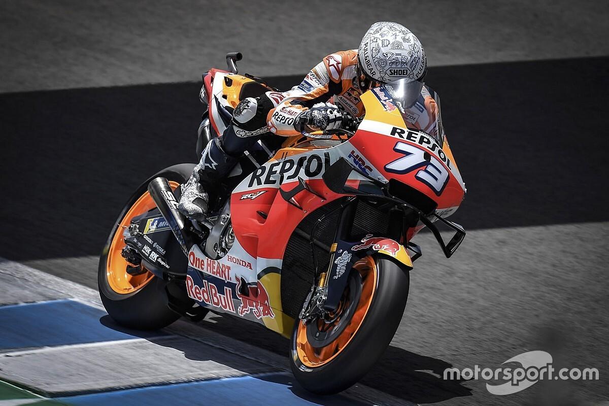 """Alex Márquez: """"En el debut, lo más importante era acabar la carrera"""""""