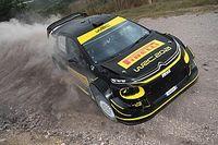 Pirelli, WRC test programına İtalya'da başladı