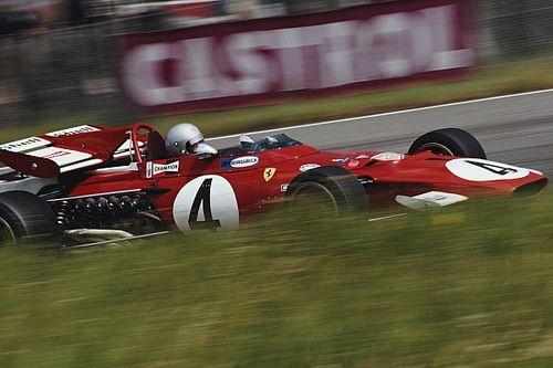 Mario Andretti et Ferrari, une brève histoire d'amour